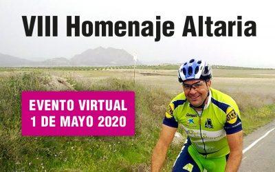 Homenaje virtual Altaria 1 de mayo