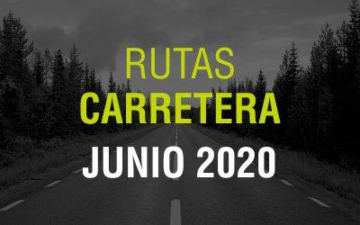 Rutas Carretera Junio 2020
