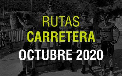 Rutas Carretera Octubre 2020