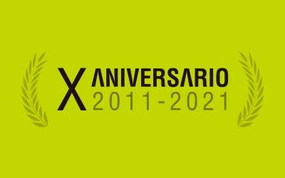 X Aniversario