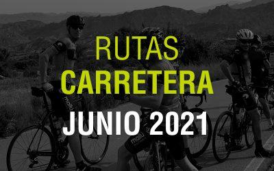Rutas Carretera Junio 2021